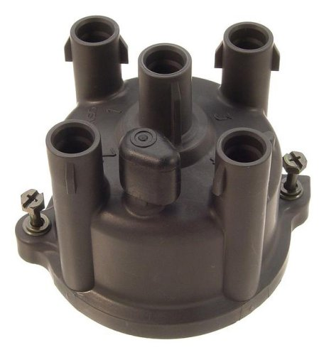 OES Genuine Distributor Cap for select Toyota 4Runner/Pickup models (Toyota 22re Distributor compare prices)