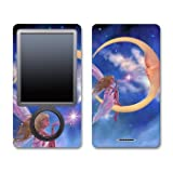 Star Kiss Design Zune 30GB Skin Decal Protective Sticker