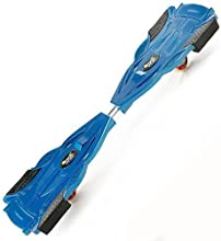 Premium Wave Board Flex placa de aluminio Surfing Skateboard azul