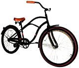 Airwalk 26-Inch Cardiff Black Cruiser Bicycle