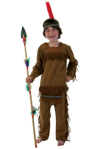 Big Boys' Boy Indian Costume