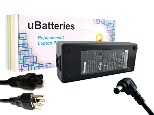 Click to buy UBatteries Laptop AC Adapter Charger Sony VAIO PCG-V505AK - 120W, 19.5V - From only $43.95