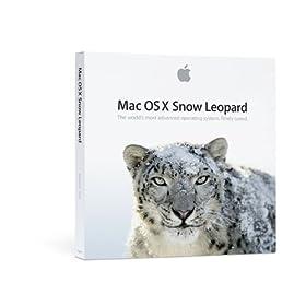 Mac OS X 10.6 Snow Leopard �t�@�~���[�p�b�N