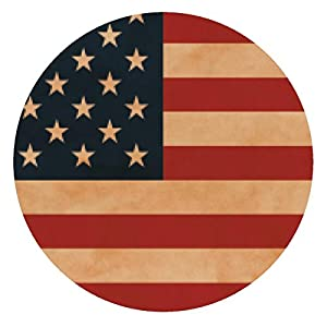 Absorbent stone american flag coaster car coaster american flag coasters - Stone absorbent coasters ...