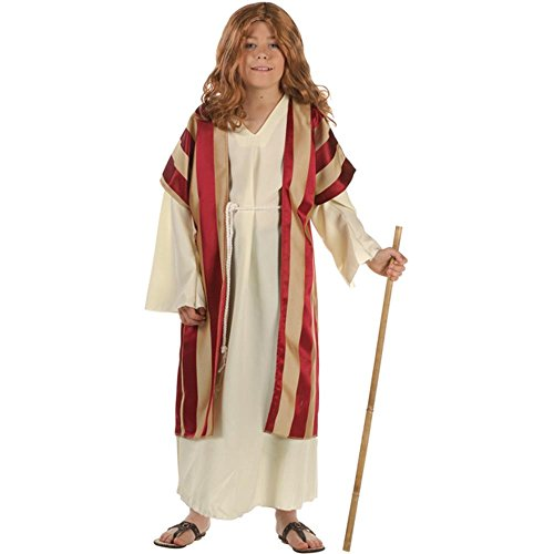 Boy's Deluxe Moses Costume (Size: Small 4-6)