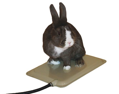 K&H Heated Resting Mat for Small Animals, 9 By 12 Inches