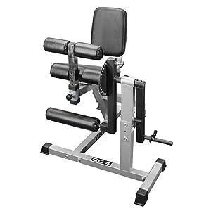 Valor Fitness CC-4 Adjustable Leg Curl Machine