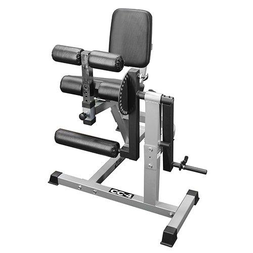 Valor Fitness Cc-4 Adjustable Leg Curl Machine front-605203