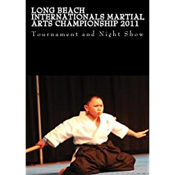 Long Beach Internationals Martial Arts Championship 2011