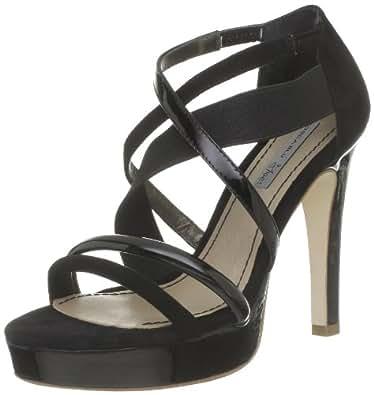 Tosca Blu Shoes Ss1311S212, Sandales femme - Noir (C99 Nero), 38 EU