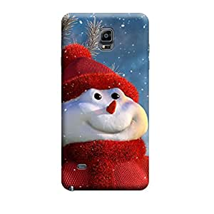 iShell Premium Printed Mobile Back Case Cover With Full protection For Samsung Note 4 (Designer Case)