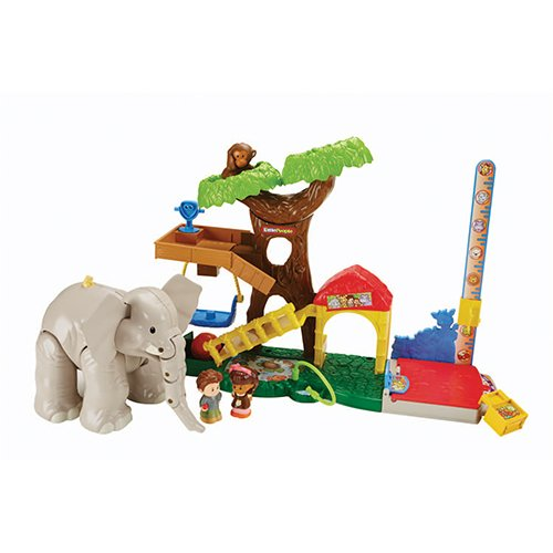 Fisher-Price Little People Big Animal Zoo