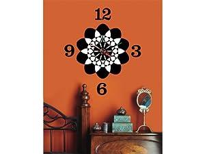 Reloj pared adhesivo números de Santiago Pons