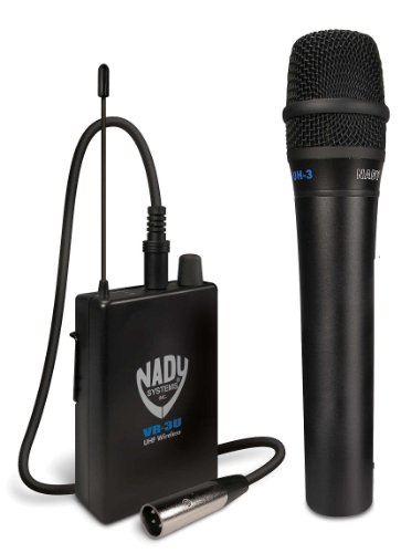 Professional Wireless Video Handheld Microphone System Vr-3U Ht