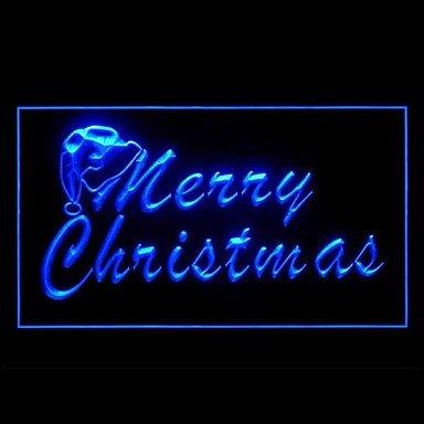 Merry Christmas Advertising Led Light Sign