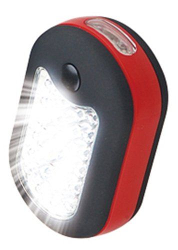 westinghouse-13916-27-led-soap-light-black-red