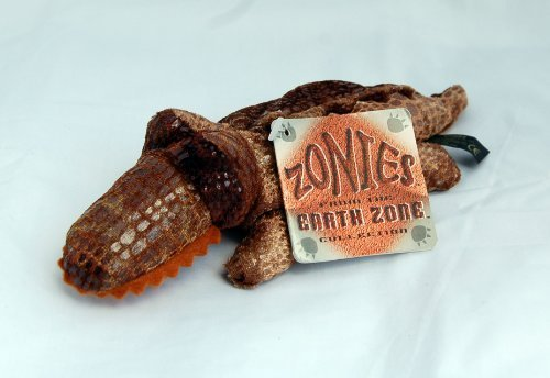 Zonies Earth Zone Collection by Russ - Croaks the Crocodile (Small) : Item 1303