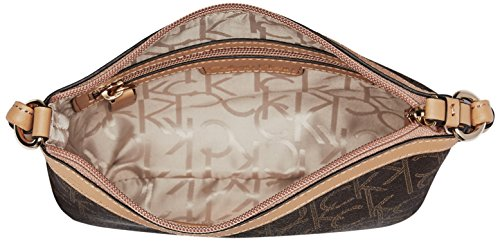 Calvin Klein Monogram Cross Body Bag calvin klein monogram cross body bag