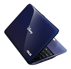 Disney Netpal by ASUS - 8.9-Inch Magic Blue Netbook - 5 Hour Battery Life
