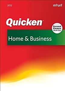 Quicken Home & Business 2012 [OLD VERSION]