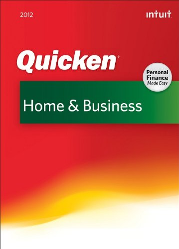 Quicken Home & Business 2012 [Download]
