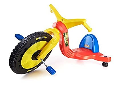 The Original Big Wheel Spin Our Racer with Back Caster Wheels from Kids Only, Inc