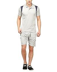 Campus Sutra Men Sports Track Suits(SS16BB_M_DFSHDS_GRBL_JRPNHSSD_GRBU_XL)