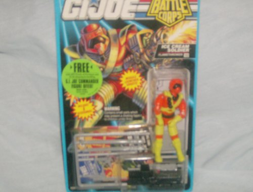 Buy GI-JOE Battle Corps Ice Cream Soldier Flamethrower