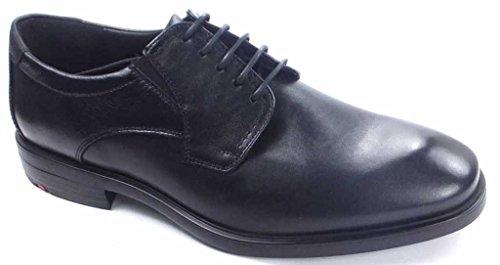 lloyd-pour-homme-en-cuir-veritable-15-361-00-kenmore-noir-noir-10-eu