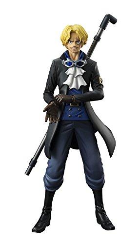 """エクセレントモデル Portrait.Of.Pirates ワンピース""""Sailing Again""""サボ 1/8 完成品フィギュア"""