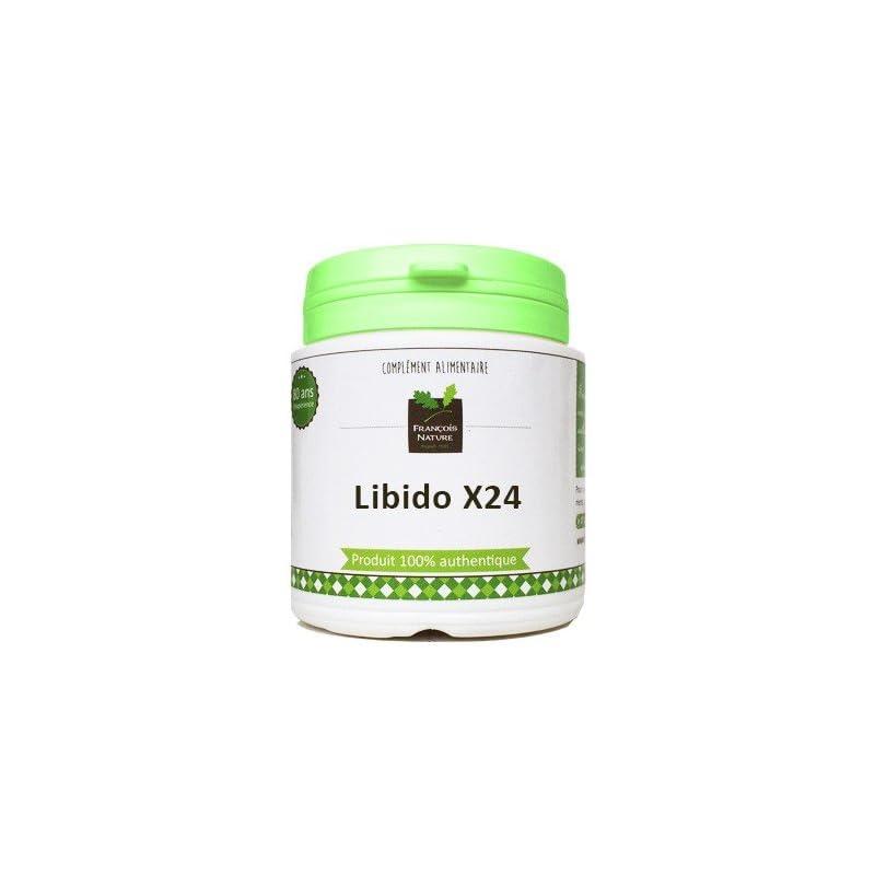 Libido X 24200 gélules gélatine bovine