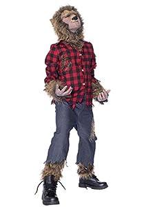 Wolfman Child Large Costume