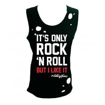 Rolling Stones It 39 S Only Rock N Roll Women 39 S Destroyed