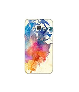 KolorEdge Printed Back Cover For Samsung Galaxy J2 Multicolor - (8414-Ke10685SamJ2Sub)