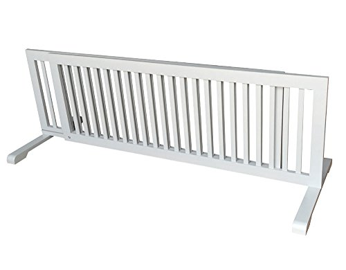 MDOG2 Free Standing Extra Wide Pet Gate - 53