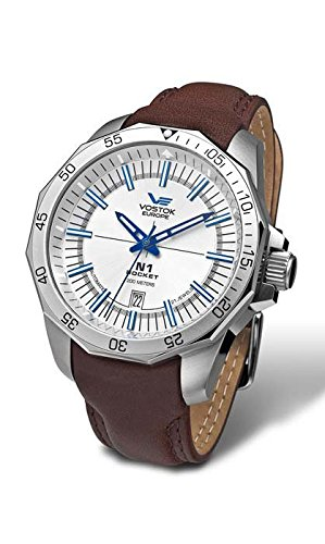Vostok Europe Men's Watches NH35-2255147 - Rocket N1 NH25