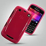 Brand new Pink Gel case / skin / cover for the Blackberry Curve 9360 smartphone from Gadgetwarehouse Mobile Phone Accessoriesby Gadgetwarehouse