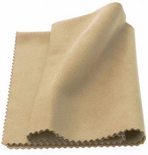 超極細繊維・高級クリーニングクロスw400mm x d500mm t=2mm キャメル・WIPING CLOTH #101 WC101MC