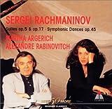 ラフマニノフ:2台のピアノのための組曲第1番・第2番