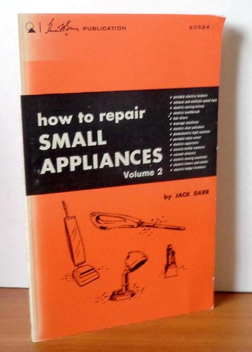 Repair Small Appliances front-628242
