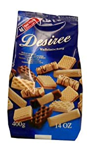 Assorted Biscuits and Wafers - Desiree 400g