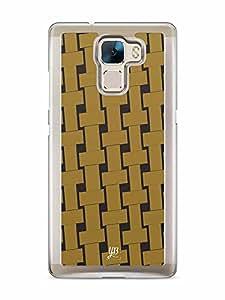 YuBingo Smart Patterns Designer Mobile Case Back Cover for Huawei Honor 7