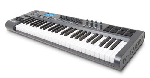M-Audio AXIOM 49 Advanced 49-Key Semi-Weighted USB MIDI Controller