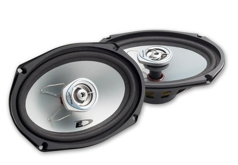 "Sxe-6925S - Alpine 6"" X 9"" 280W Max 2-Way Coaxial Speakers"