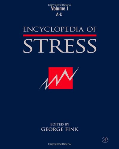 Encyclopedia of Stress, Three-Volume Set