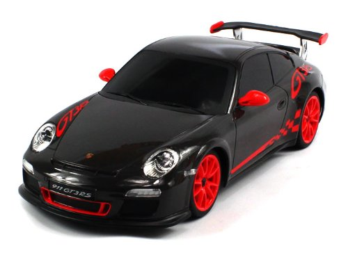 Licensed Electric Full Function 1:18 Porsche 911 GT3RS RTR RC Car Remote Control