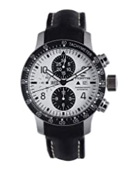 Fortis Men's 665.10.12 L.01 B-42 Stratoliner Automatic Chronograph Leather Date Watch