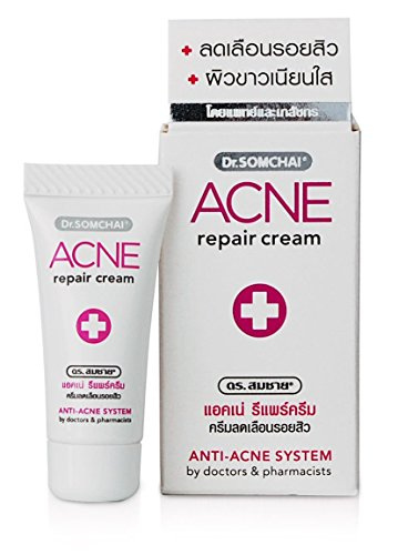 3 Tube Acne Repair Cream Anti Acne Solution System Fast Action
