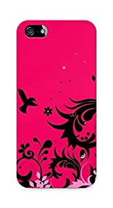 Amez designer printed 3d premium high quality back case cover for Apple iPhone SE (Abstract Colorful 14)