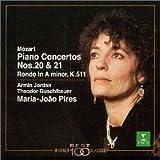 モーツァルト : ピアノ協奏曲第20番&第21番